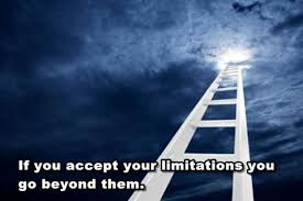 7 WAYS TO OVERCOMING LIMITATIONS AND BREAKING BARRIERS